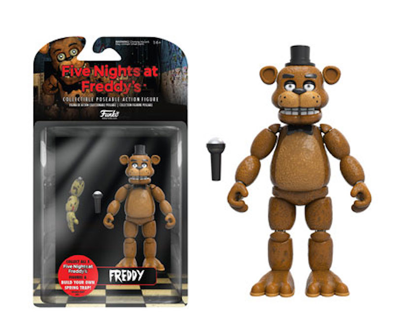 Funko Five Night At Freddy's action figure Freddy
