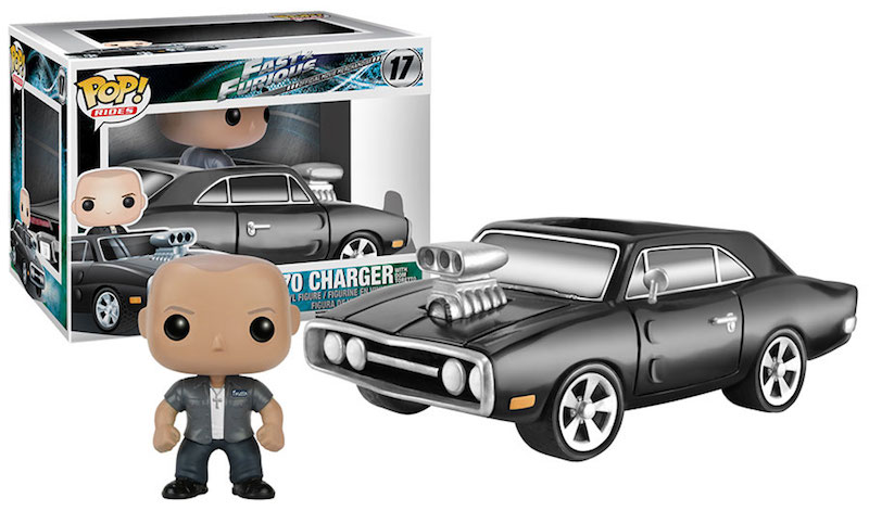 Funko Pop Fast And Furious 17 Dodge Charger