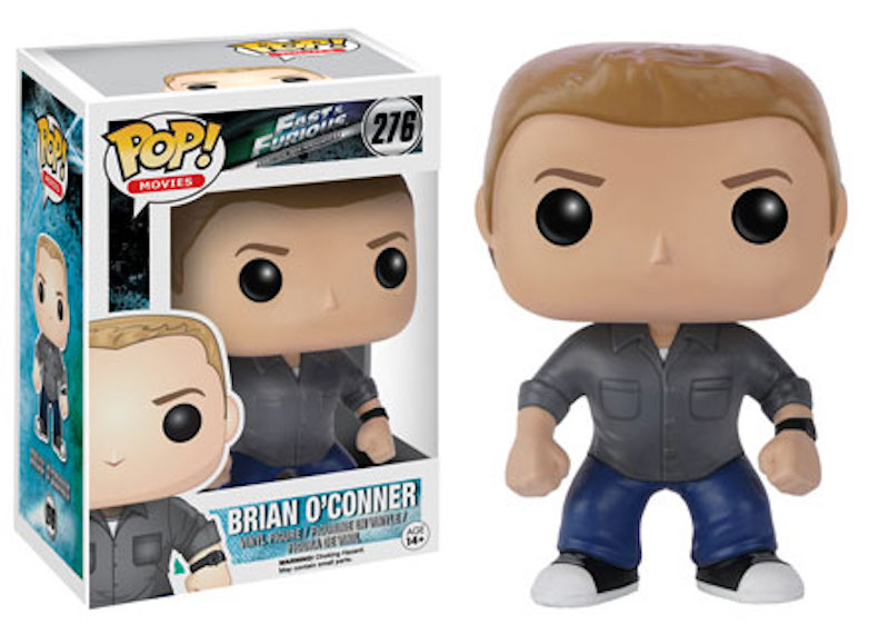 Funko Pop Fast And Furious 276 Brian O'Conner