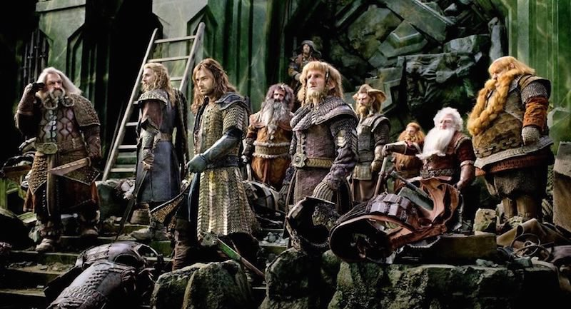 The Hobbit The Battle Of The Five Armies Extended Edition Blu-ray 02