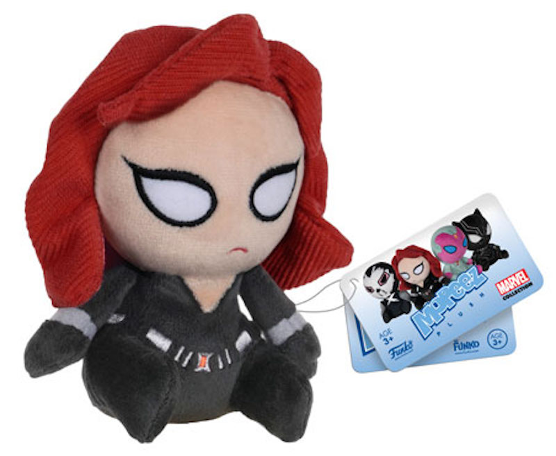 Funko Mopeez Captain America Civil War Black Widow