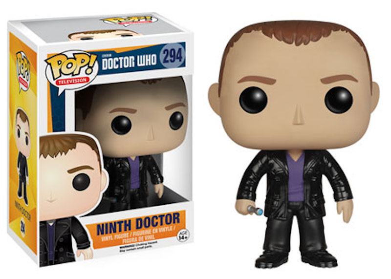 Funko POP! Doctor Who 294 Ninth Doctor