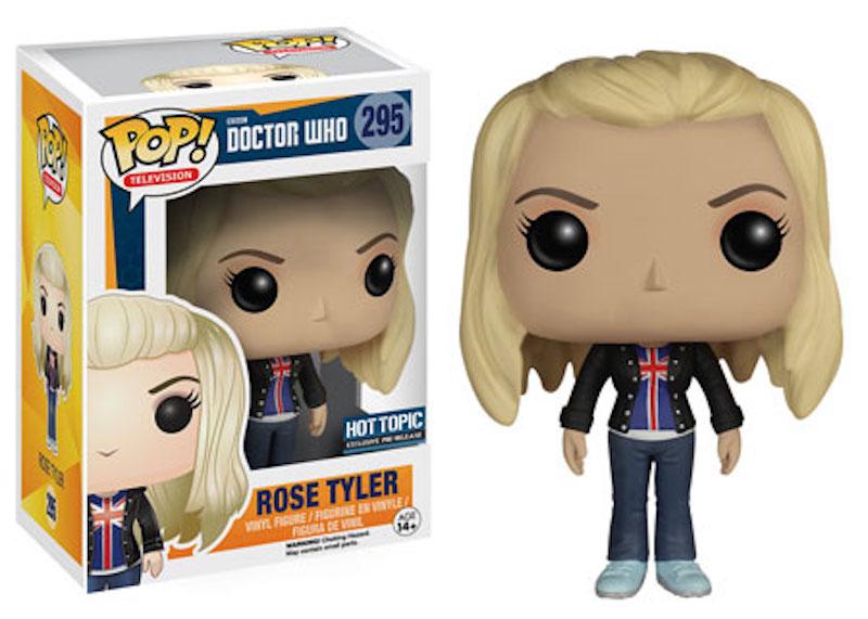 Funko POP! Doctor Who 295 Rose Tyler