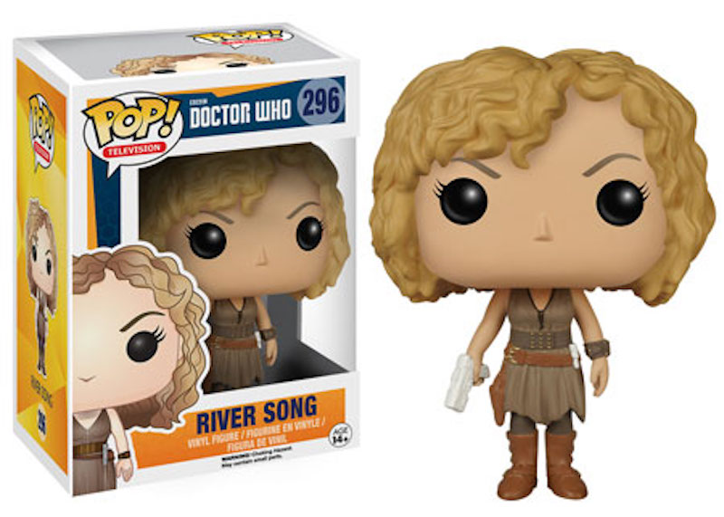 Funko POP! Doctor Who 296 River Song