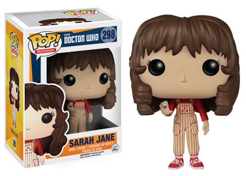 Funko POP! Doctor Who 298 Sarah Jane