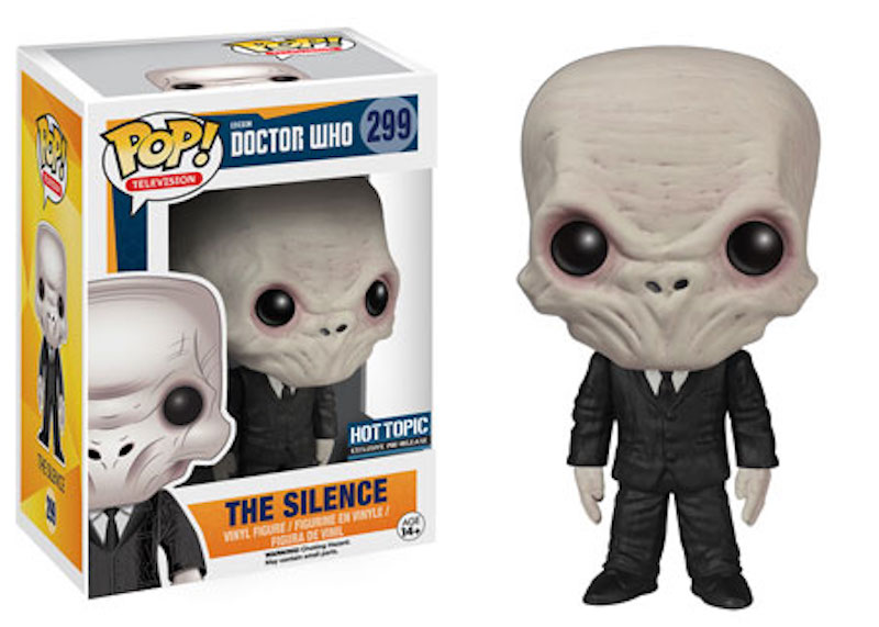 Funko POP! Doctor Who 299 The Silence
