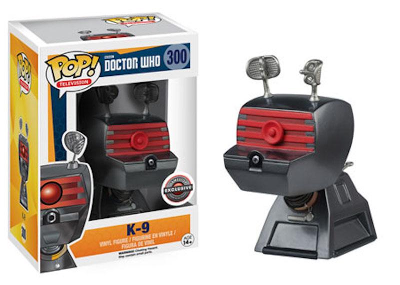 Funko POP! Doctor Who 300 K-9