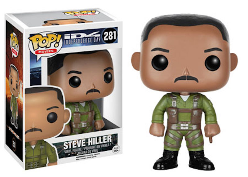 Funko POP! Independence Day 281 Steve Hiller