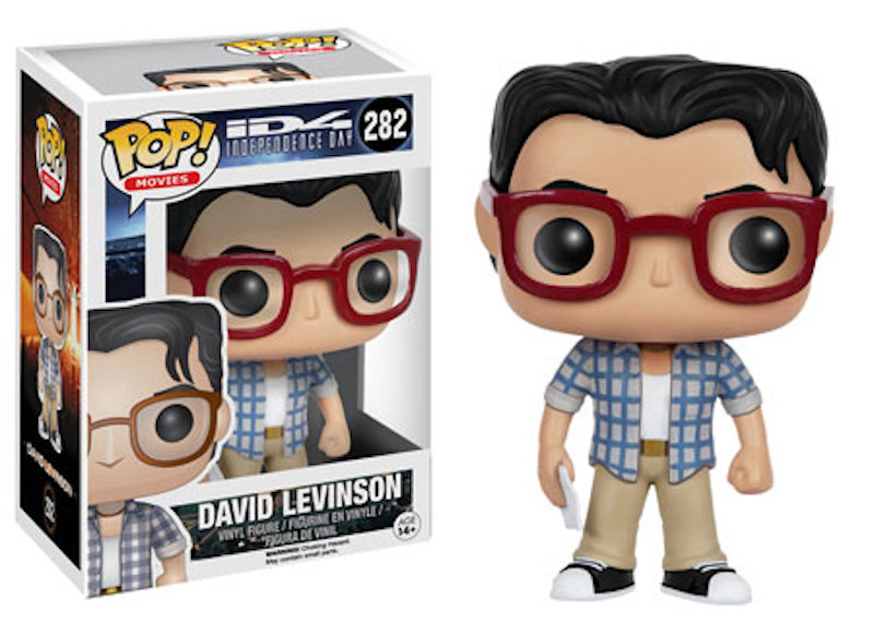 Funko POP! Independence Day 282 David Levinson