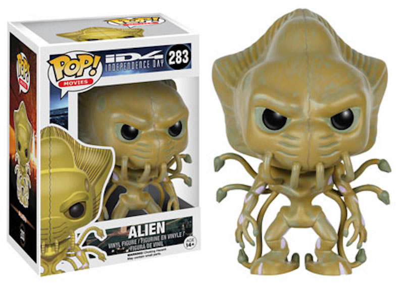 Funko POP! Independence Day 283 Alien