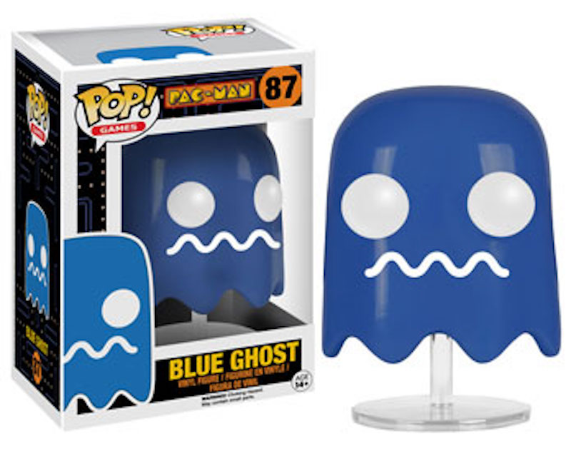 Funko Pac-Man 87 Blue Ghost