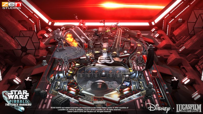 Star Wars Pinball Might Of The First Order 02