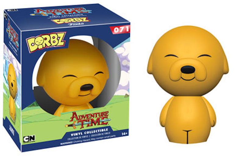 Funko Dorbz Adventure Time 071 Jake