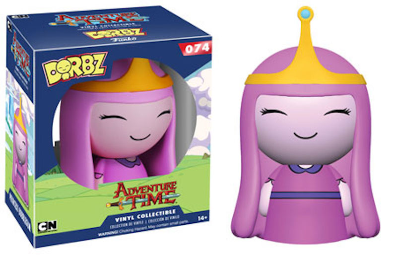 Funko Dorbz Adventure Time 074 Princess Bubblegum