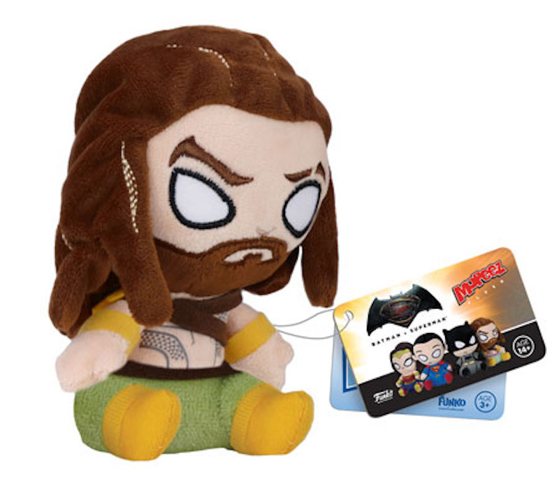 Funko Mopeez Batman V Superman Dawn Of Justice Aquaman