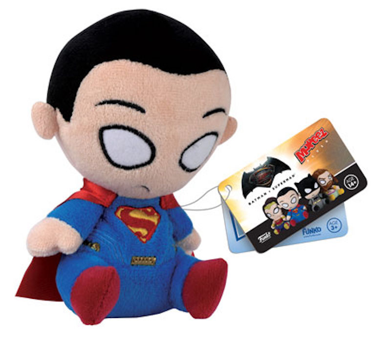 Funko Mopeez Batman V Superman Dawn Of Justice Superman