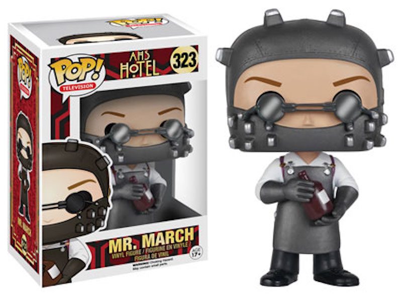 Funko POP American Horror Story Hotel 323 Mr. March
