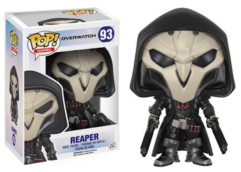 Funko POP Blizzard Overwatch 93 Reaper