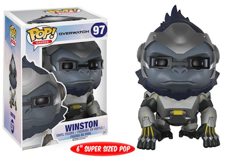 Funko POP Blizzard Overwatch 97 Winston
