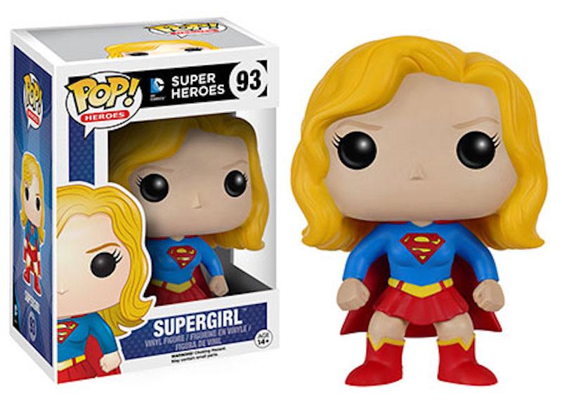 Funko POP! DC Comics 93 Supergirl