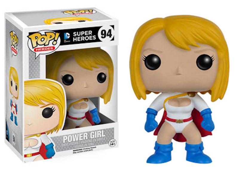 Funko POP! DC Comics 94 Power Girl