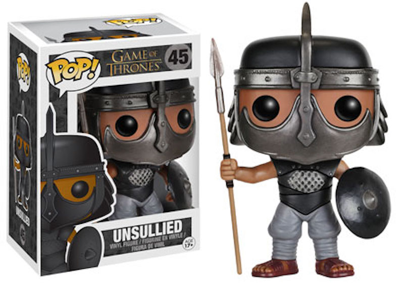 Funko POP! Game Of Thrones 45 Unsullied