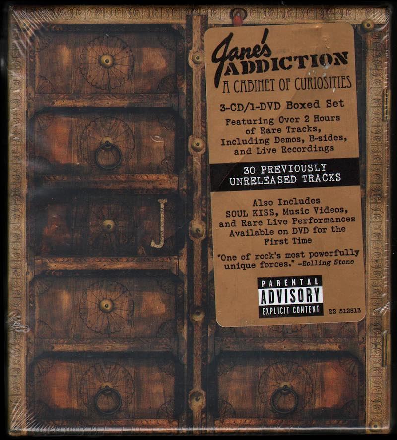 Jane's Addiction 15 Best Live Albums You've Never Heard