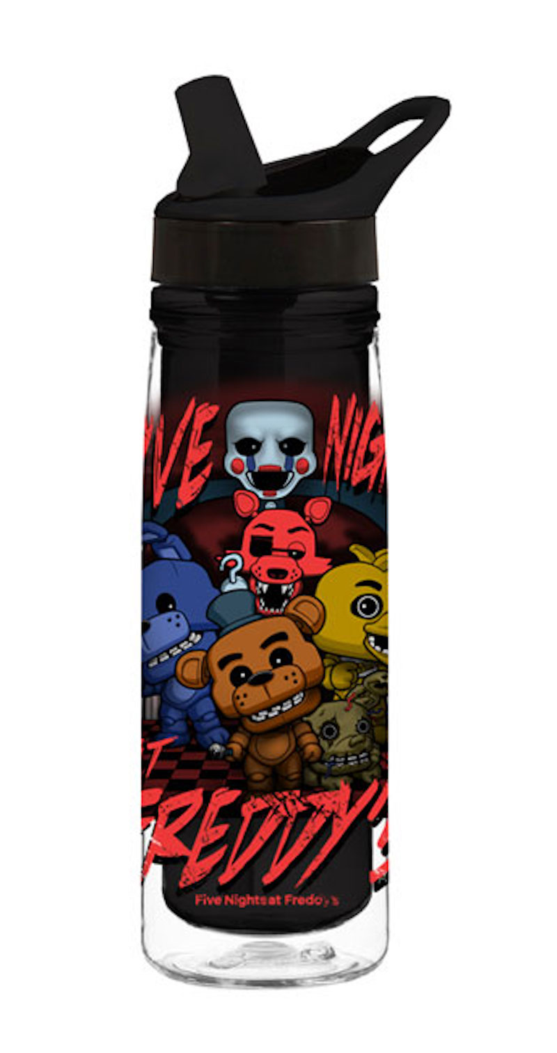 Funko Five Nights At Freddys water bottle