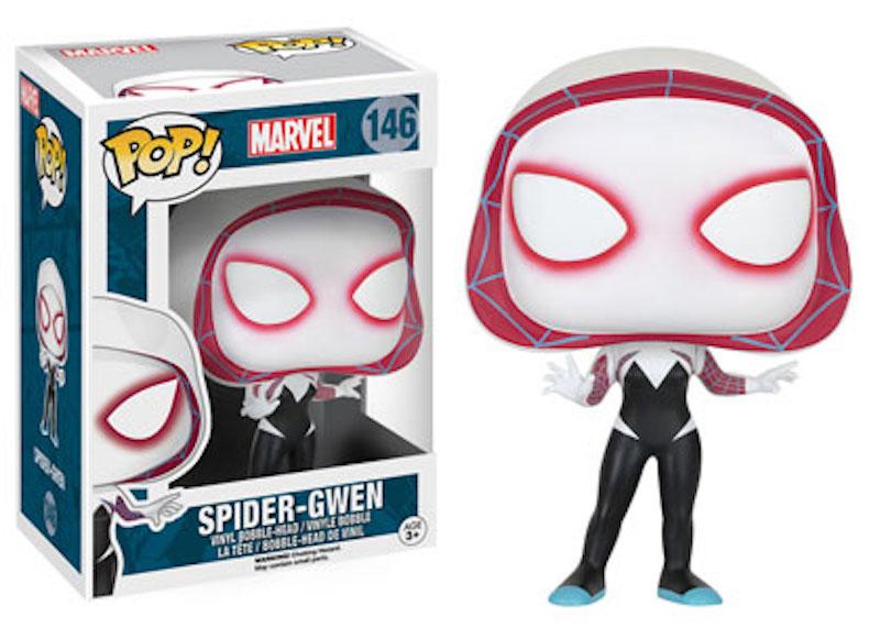 Funko Marvel Comics POP! 146 Spider-Gwen