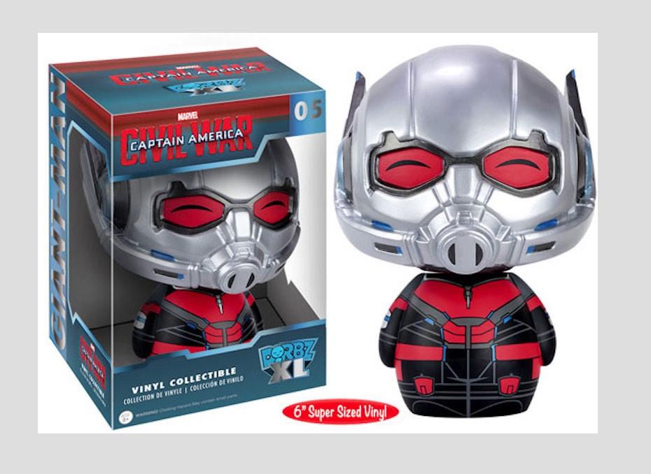 *NEW* Marvel Captain America 3 Civil War Black Widow Dorbz Vinyl Figure