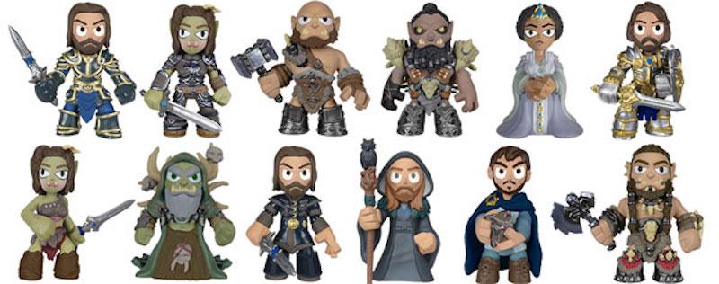 Funko Warcraft Mystery Minis
