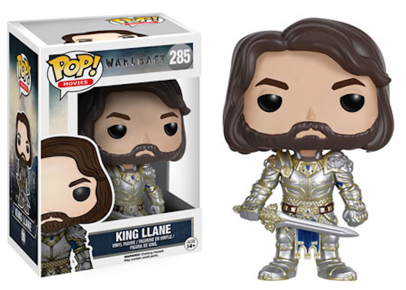 Funko Warcraft POP! 285 King Llane