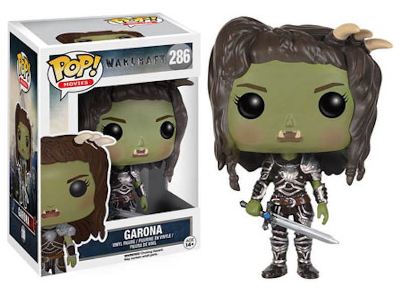 Funko Warcraft POP! 286 Garona