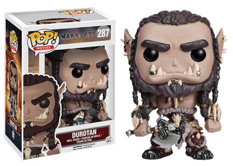 Funko Warcraft POP! 287 Durotan