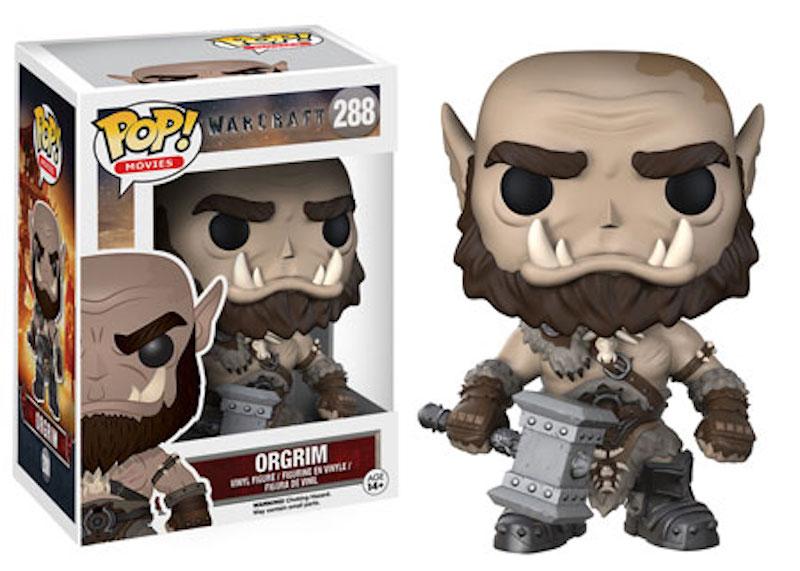 Funko Warcraft POP! 288 Orgrim