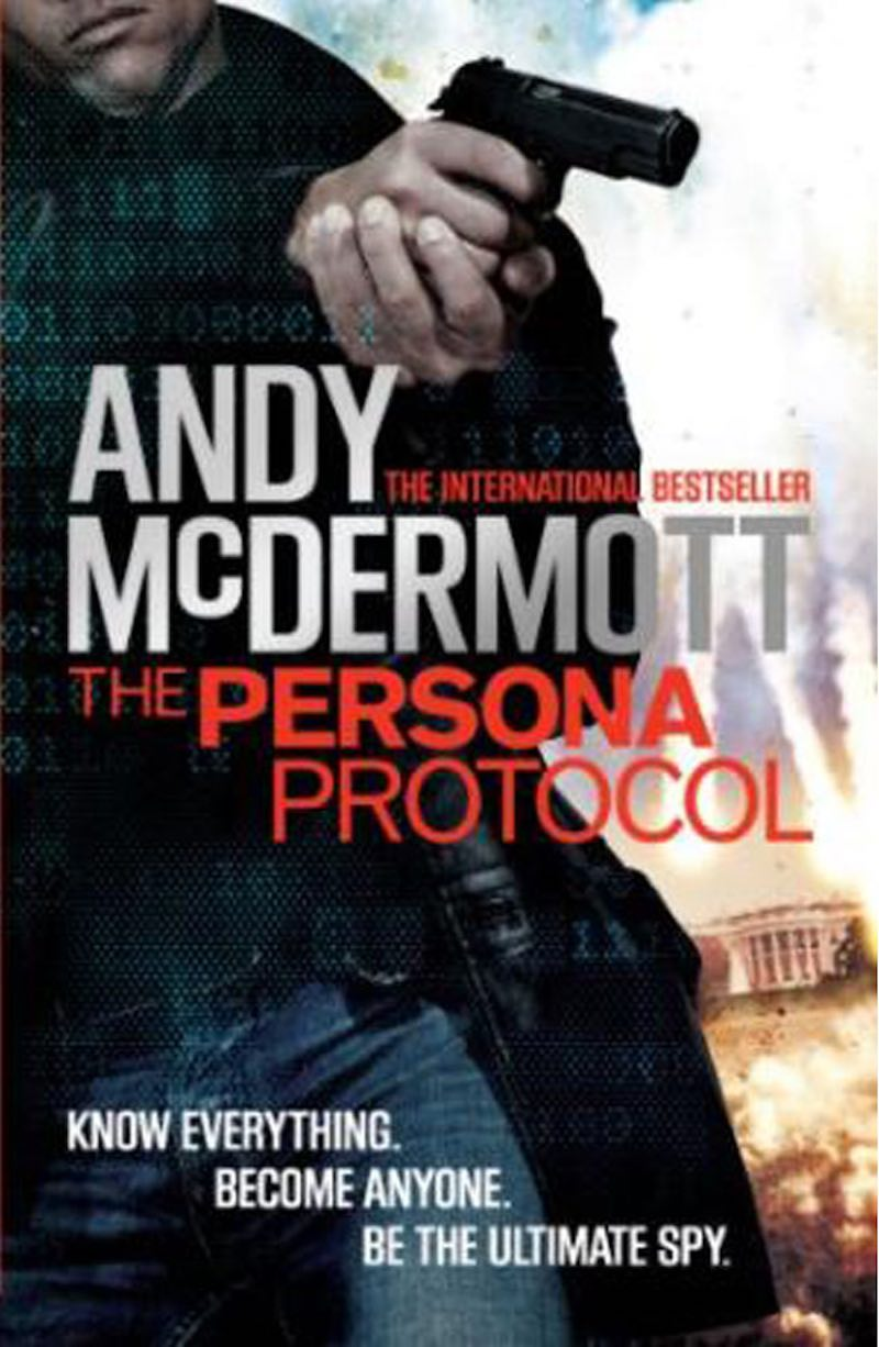 Andy McDermott The Revelation Code The Persona Protocol