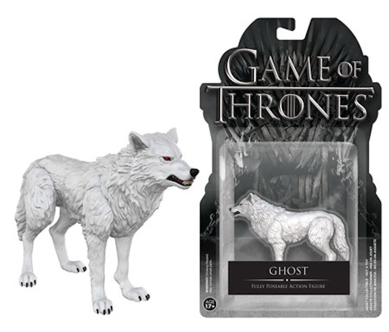 Funko Game Of Thrones Action Figures Ghost