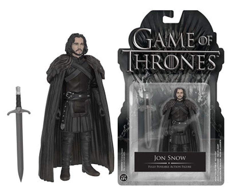 Funko Game Of Thrones Action Figures Jon Snow