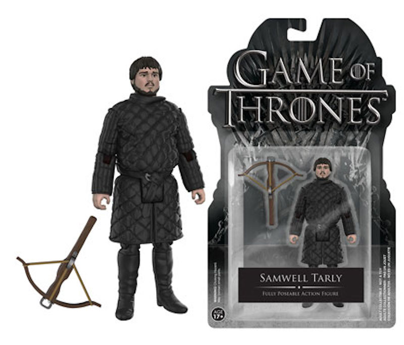 Funko Game Of Thrones Action Figures Samwell Tarly