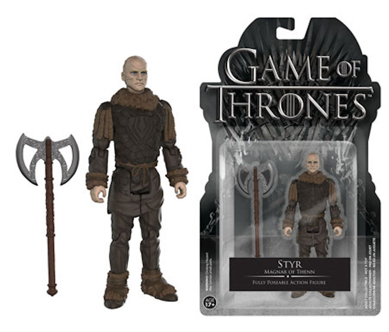 Funko Game Of Thrones Action Figures Styr