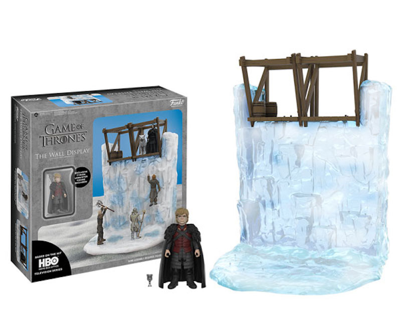 Funko Game Of Thrones Action Figures The Wall Display