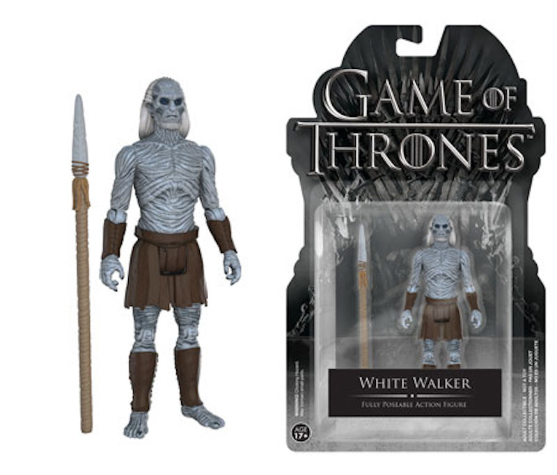 Funko Game Of Thrones Action Figures White Walker