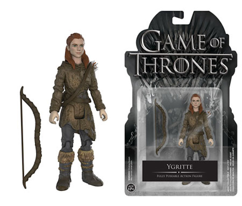 Funko Game Of Thrones Action Figures Ygritte