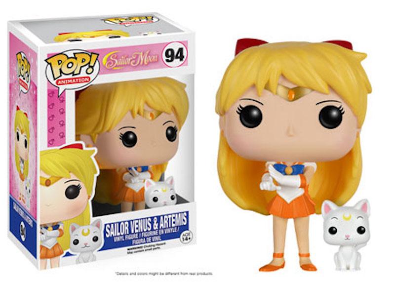 Funko POP! Sailor Moon 94 Sailor Venus And Artemis