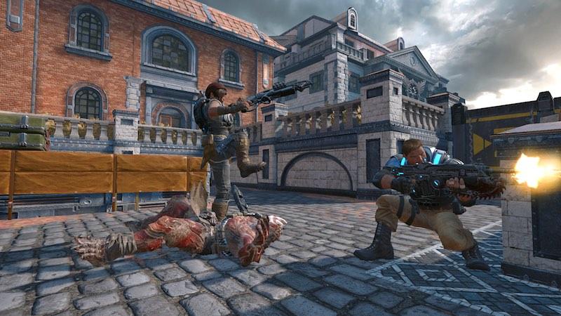 Gears Of War 4 Multiplayer Beta 01