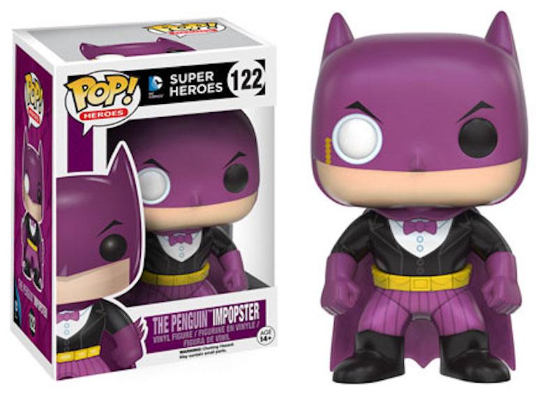 Funko Impopster DC Comics 122 The Penguin Batman