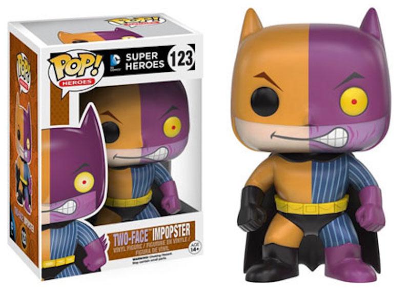 Funko Impopster DC Comics 123 Two-Face Batman