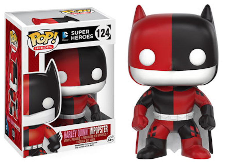 Funko Impopster DC Comics 124 Harley Quinn Batman