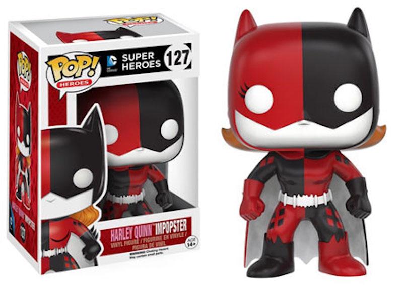 Funko Impopster DC Comics 127 Harley Quinn Batgirl