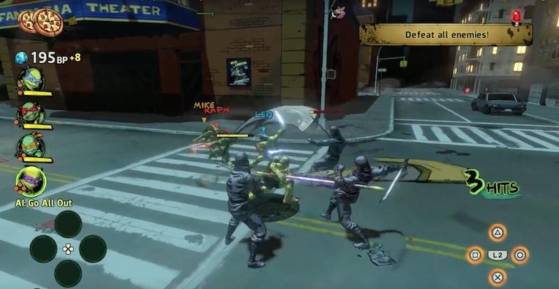 Teenage Mutant Ninja Turtles Mutants In Manhattan 01